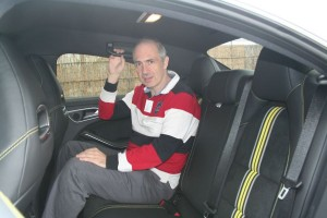 Drive test Mercedes CLA  27