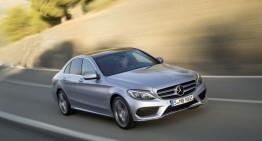 Primul test drive Mercedes Clasa C: Stea între stele