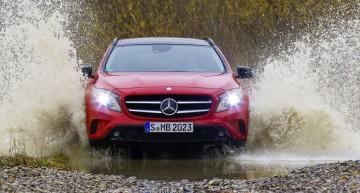 Mercedes GLA: cât de mult SUV este în GLA?