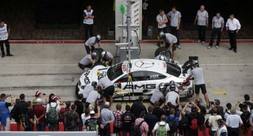 The DTM thrill – a race weekend beyond the TV screen
