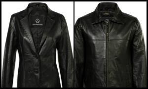 Leather Jacket edit