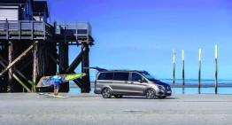 V-Class: Mercedesul vanurilor