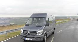 Sprinter 519 BlueTEC: Smartvan