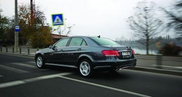 Test Mercedes E 300 Hybrid: Tradiție și inovație