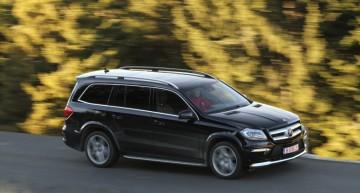Test drive GL 350 Bluetec: Clasa S a SUV-urilor