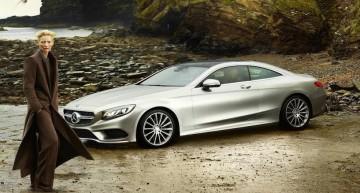 Sofisticată și misterioasă ca un Mercedes