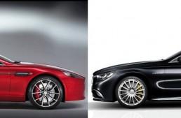 Daimler deţine 5% din Aston Martin