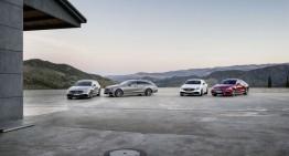 Start pentru Clasa C T-Model, Clasa S Coupe și CLS facelift