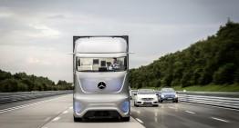 Daimler Trucks prezintă camionul viitorului