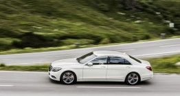 Mercedes S 500 Plug-In Hybrid: inteligent și cu stil