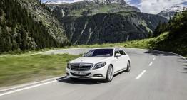 Mercedes-Benz S-Class și E-Class au câștigat trofee la Gala Premiilor Auto Express