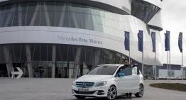 Ryan Tedder – noul ambasador de brand al Mercedes-Benz