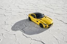 Mercedes-AMG GT, muză pentru poeți