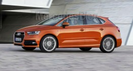 Audi A3 Vario va concura cu Mercedes-Benz Clasa B