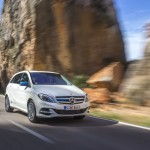 Mercedes Clasa B Electric Drive mercedesblog