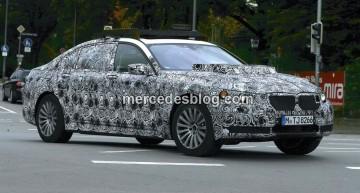 Răspunsul BMW la Mercedes-Benz GL: BMW X7