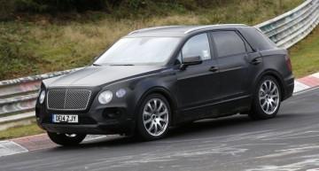 Bentley SUV: Un nou rival pentru Mercedes-Benz GL 63 AMG