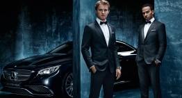 Hugo Boss se alătură Mercedes AMG Petronas