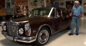 Mercedes-Benz 600: Numărul 1 pentru Jay Leno