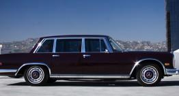 Jack Nicholson și al său Mercedes-Benz 600