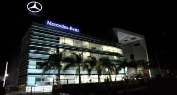 Vânzările Mercedes-Benz în India cresc cu 16%