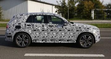 Primele fotografii cu noul Mercedes-Benz GLC, moștenitorul GLK-ului