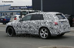 Viitorul Mercedes-Benz GLK (GLC) va fi mai mare