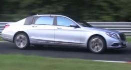 Mercedes-Benz Clasa S Maybach: a patra versiune Clasa S