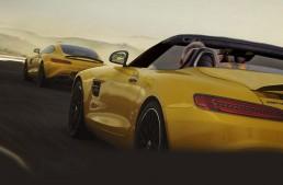Recompensă: Viitorul Mercedes-AMG GT Roadster