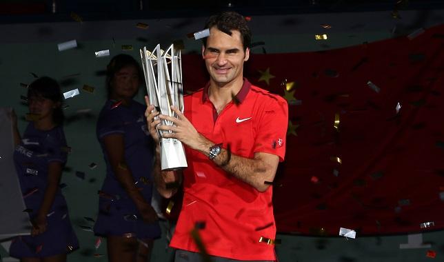 Încă un Mercedes-Benz pentru Federer