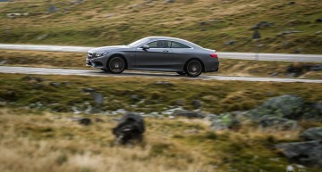 Primul test Mercedes S 500 4Matic Coupe