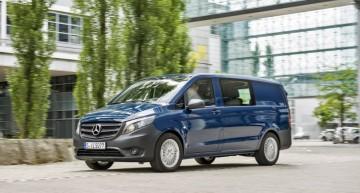 Mercedes Vito, cea mai modernă utilitară medie