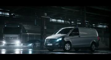 Mercedes-Benz Vito vă invită la dans!