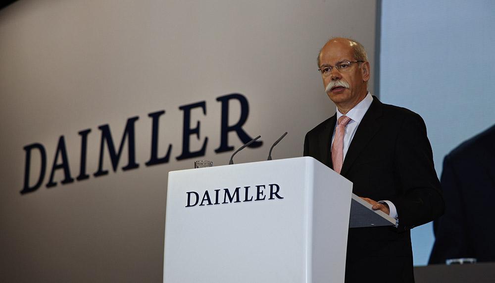 Avantaj de 29% pentru Daimler