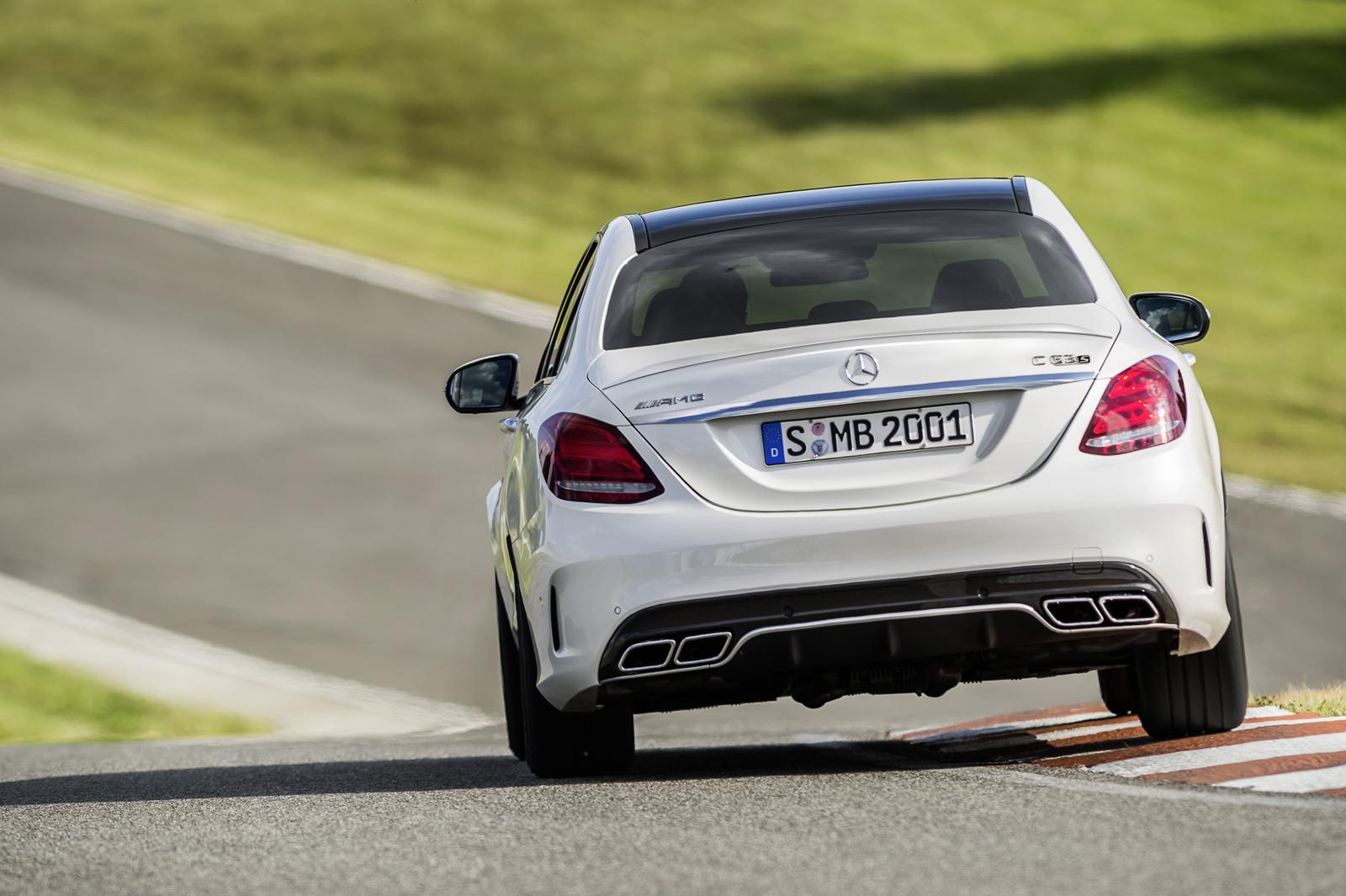 Mercedes-AMG C63 & C63 S
