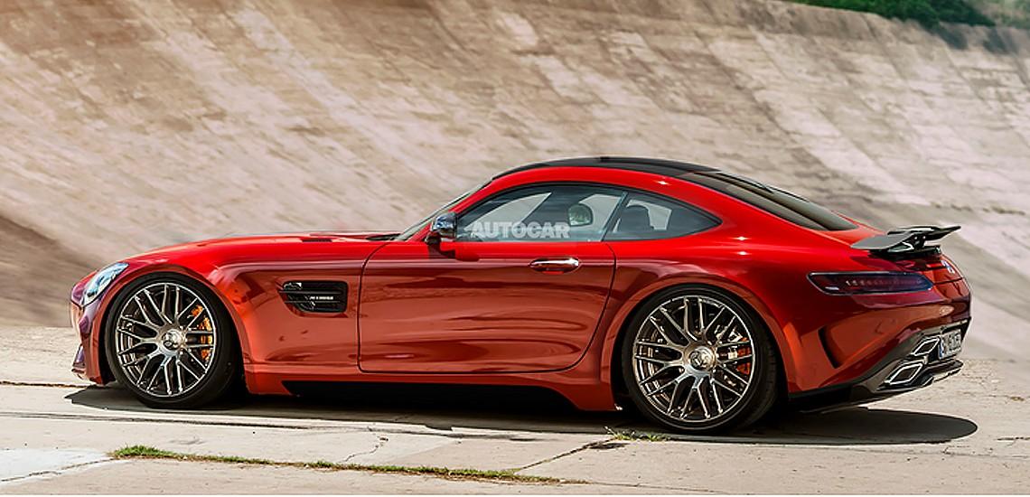 Mercedes-AMG GT plănuiește un rival pentru Porsche GT3 ?