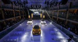 Noaptea Media Mercedes la Salonul Auto de la Paris (video)
