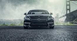 Mercedes-Benz CLS 63 AMG realizat de Vorsteiner – Poze noi