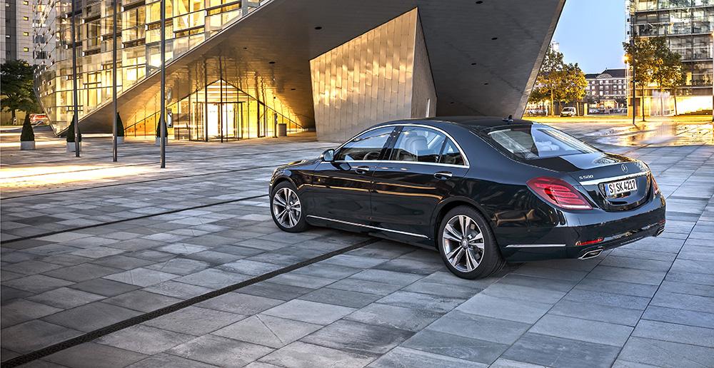 100.000 de modele S-Class vândute într-un an