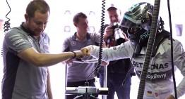 Nico Rosberg câștigă Marele Premiu al Braziliei