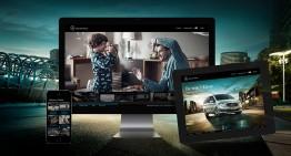Campaniile Mercedes-Benz Vans, premiate pentru impactul online