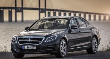 Mercedes-Benz S550e 2017 e prima mașină cu sistem de încărcare wireless