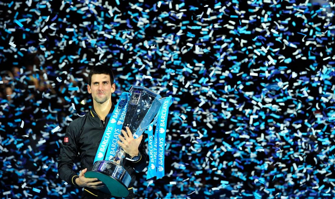 Djokovic a câștigat Turneul Campionilor, sponsorizat de Mercedes-Benz