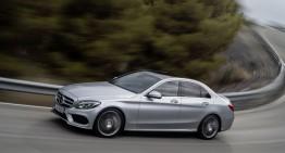 Noul Mercedes-Benz C-Class foloseşte plăcuţele de frână ecologice Eco-Friction
