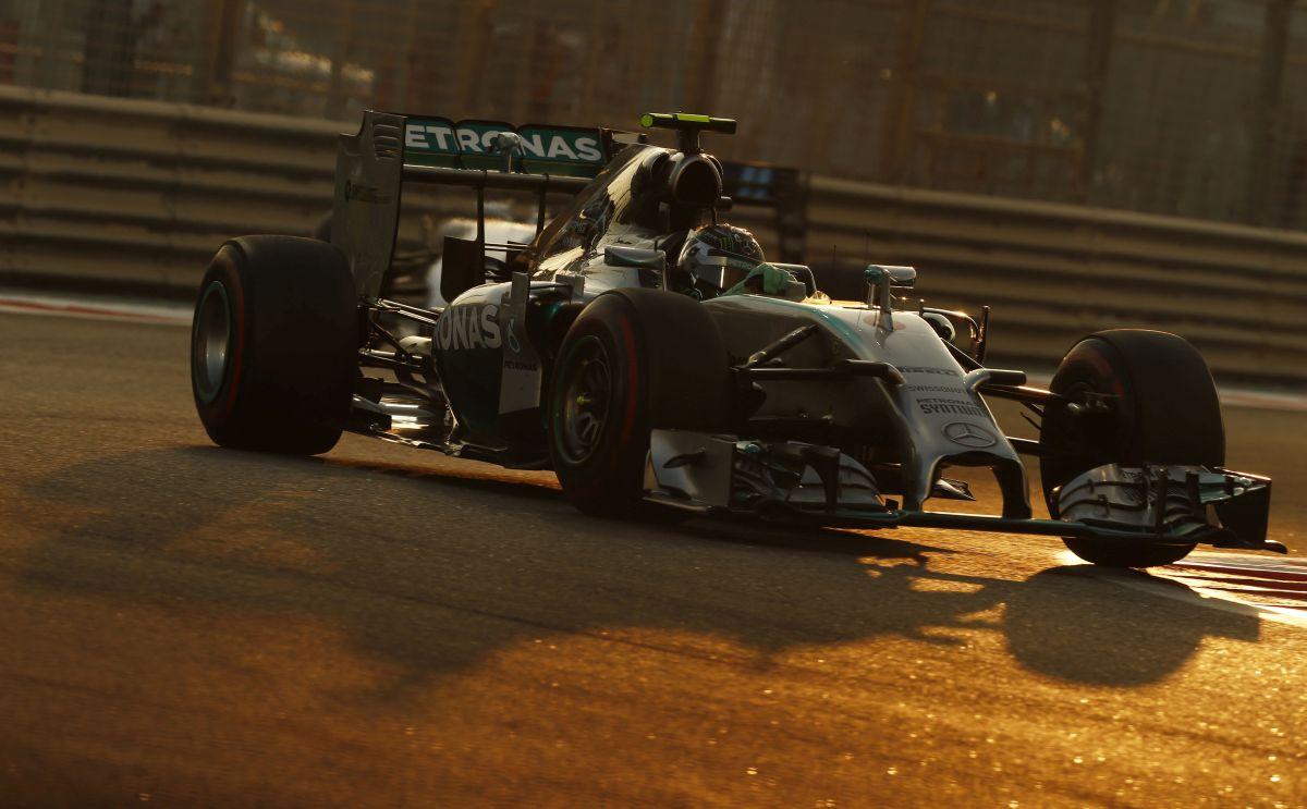 GP F1 Abu Dhabi 2014 3