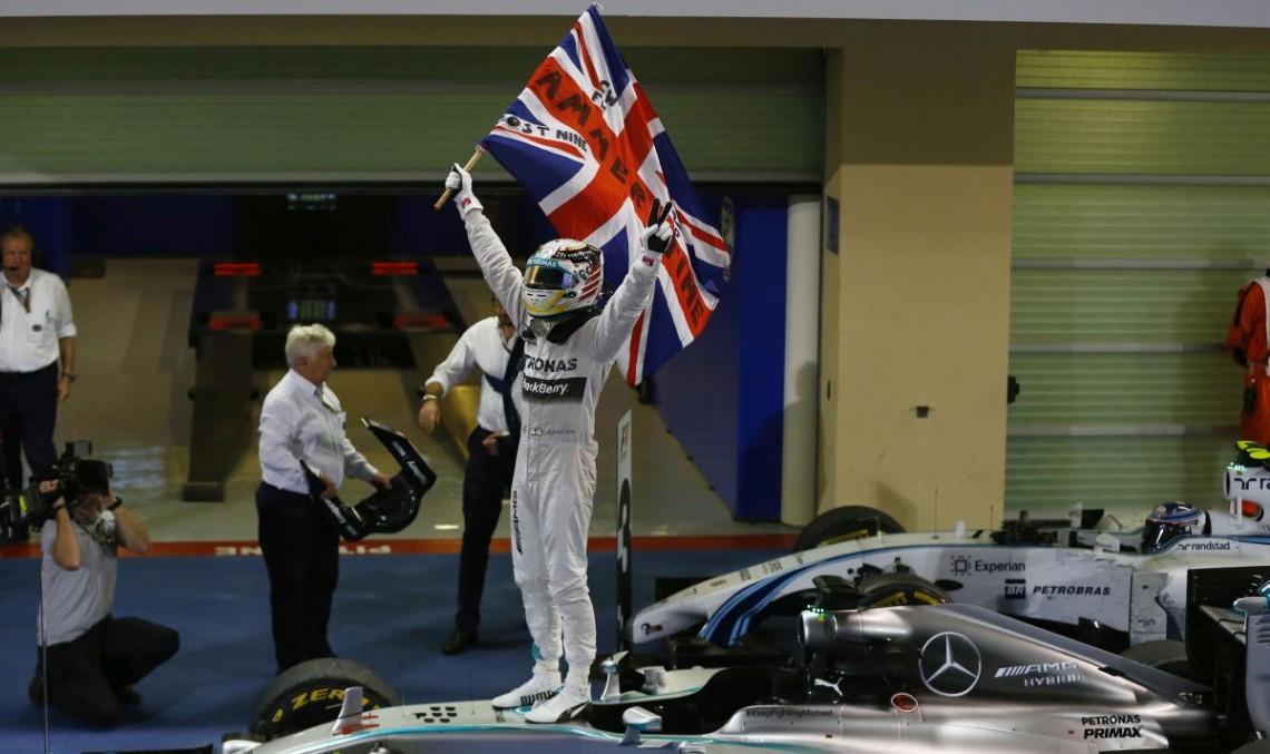 Lewis Hamilton este noul campion mondial de F1