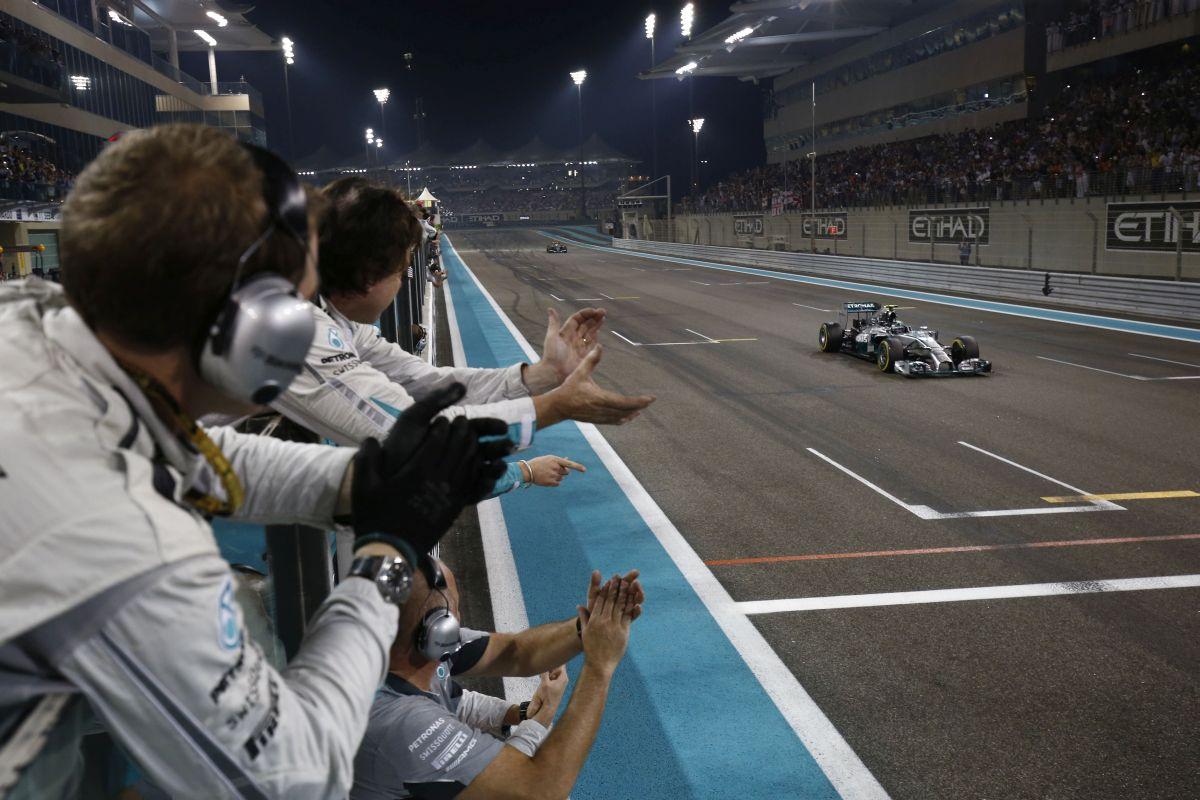 GP F1 Abu Dhabi  4