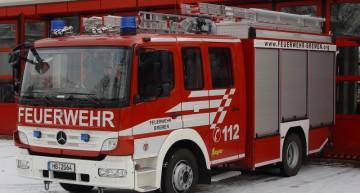 Apel de urgență. Mercedes-Benz Atego salvează situația!