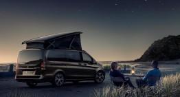 De 1 Mai, la camping cu Mercedes-Benz Marco Polo