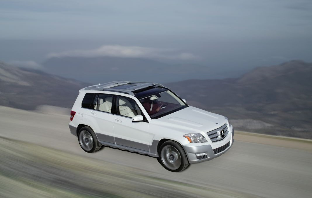 Primul SUV compact premium: Mercedes Vision GLK Freeside